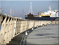 J3474 : Queen's Quay, Belfast by Rossographer