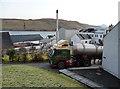 NG3731 : Talisker Distillery by John Allan