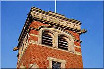J3573 : St Clement's (CoI) parish church, Belfast (1) by Albert Bridge