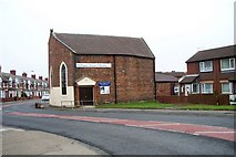 NZ2682 : The Church of Bedlington Christian Fellowship (2) by David Clark