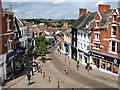 SO5924 : Broad Street, Ross-on-Wye by David Dixon