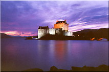 NG8825 : Eilean Donan Castle by andy dolman