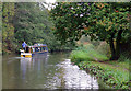 SK0516 : Trent and Mersey Canal near Brereton, Staffordshire by Roger  Kidd