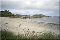 SV9216 : Great Bay and White Island, St Martin's Scilly by John Rostron