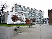 NZ2564 : Ellison Building, University of Northumbria by Andrew Curtis