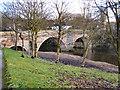 SD7605 : Ringley Bridge by David Dixon
