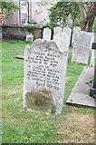 TQ2976 : St Paul, Rectory Grove, London SW4 - Churchyard by John Salmon