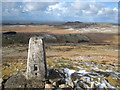 SX1579 : Trig point on the summit of Brown Willy by Rod Allday