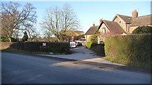 SO8259 : Heath Farm, Hallow by Mike Dodman