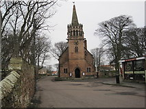 NU2229 : Church of St Ebba (Beadnell) by Les Hull
