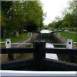 ST9861 : Caen Hill Locks by Roger Gittins