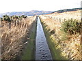 NS0382 : One of the many aqueducts in the area which feed Loch Striven Power Station by John Ferguson