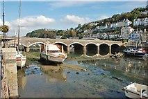 SX2553 : Looe Bridge by Mr Eugene Birchall