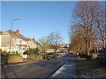 SX9066 : Barton Hill Road by Derek Harper