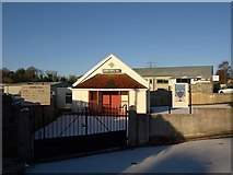 SX9066 : Hebron Gospel Hall, Torquay by Derek Harper