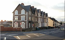 ST3288 : Chepstow Road houses, Newport by Jaggery