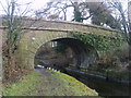 SD5381 : Bridge 158, Lancaster Canal by Michael Graham