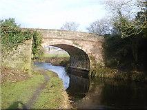 SD5383 : Bridge 166, Lancaster Canal by Michael Graham
