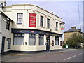 TQ7172 : The Railway Tavern Pub, Lower Higham by canalandriversidepubs co uk