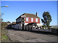 TQ7469 : The Riverside Tavern Pub, Strood by canalandriversidepubs co uk