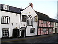 SO8963 : The Old Cock Inn Pub, Droitwich by canalandriversidepubs co uk