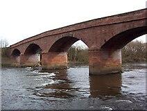 NS6861 : Haughhead Bridge by Robert Murray