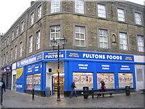 SE0641 : Fultons Foods - Low Street by Betty Longbottom