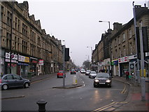 SE0641 : North Street - from Low Street by Betty Longbottom