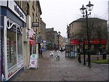 SE0641 : Low Street - from Church Street by Betty Longbottom