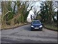 ST4591 : Road junction near Llanvair-discoed by John Lord