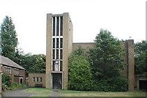 TQ1883 : St Mary, Brentmead Gardens, West Twyford by John Salmon