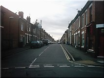 SK3336 : Stanley Street from Campion Street, Derby by Eamon Curry