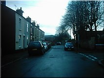 SK3336 : Richardson Street from Peel Street, Derby by Eamon Curry