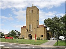 TQ1372 : The Church of St Augustine of Canterbury by Anonymous