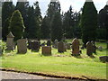 NY7204 : Ravenstonedale churchyard by David McMumm