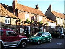 TQ0487 : The Green Man Pub, Denham, Uxbridge by canalandriversidepubs co uk