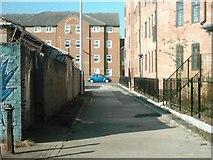 SK3436 : Little Bridge Street from Brook Walk, Derby by Eamon Curry