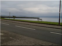 NS2982 : Helensburgh waterfront by Stephen Sweeney