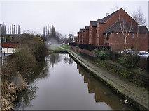 SD7807 : Manchester, Bolton & Bury Canal by David Dixon