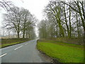 SP1826 : B4077 towards Stow by Jonathan Billinger