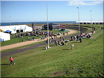 NZ3766 : South Shields Velodrome. by Chris Denny