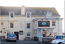 SW3526 : The Old Success Inn, Sennen Cove by Andy F