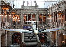 NS5666 : Kelvingrove Art Gallery and Museum by Peter Langsdale