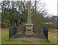 SO8382 : War Memorial on Kinver Edge by P L Chadwick