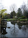 TQ2479 : Kyoto Gardens, Holland Park by Ruth Sharville