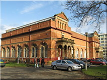 SJ8298 : Salford Museum and Art Gallery by Richard Rogerson