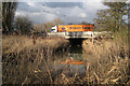 SP3475 : A45 crosses River Sowe Bridge by Robin Stott