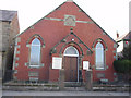 NY3649 : Dalston Methodist Church by Tom Howe