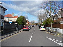 SZ0894 : Bournemouth : Winton - Edgehill Road by Lewis Clarke