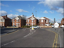 SZ0894 : Bournemouth : Highfield Road by Lewis Clarke